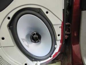 Dodge Caliber casse 6x9