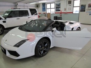 Lamborghini Gallardo lp 560 antifurto satellitare