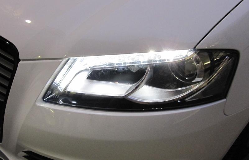 Audi A3 upgrade bixenon led num2