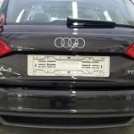 Audi A4 sensori parcheggio