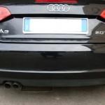 Audi A3 sensori parcheggio