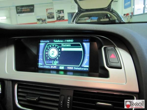 Audi A4 8k Le Nostre Installazioni Sael Snc Brescia