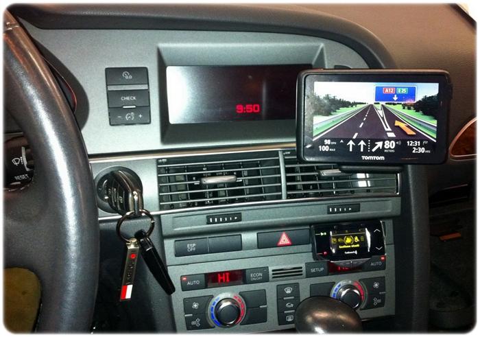 Oem Audio Plus >> Audi A6 4F - Le nostre installazioni   SAEL snc Brescia
