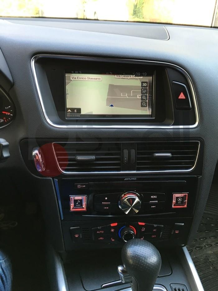Navigatore Alpine Audi Q5