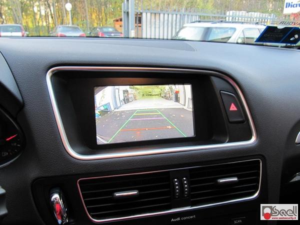 Audi Q5 8R retrocamera