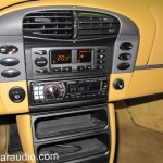 Porsche-Carrera-996-Autoradio-Alpine