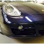 Porsche Cayman sensori ant