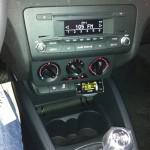 Audi A1 bluetooth vivavoce
