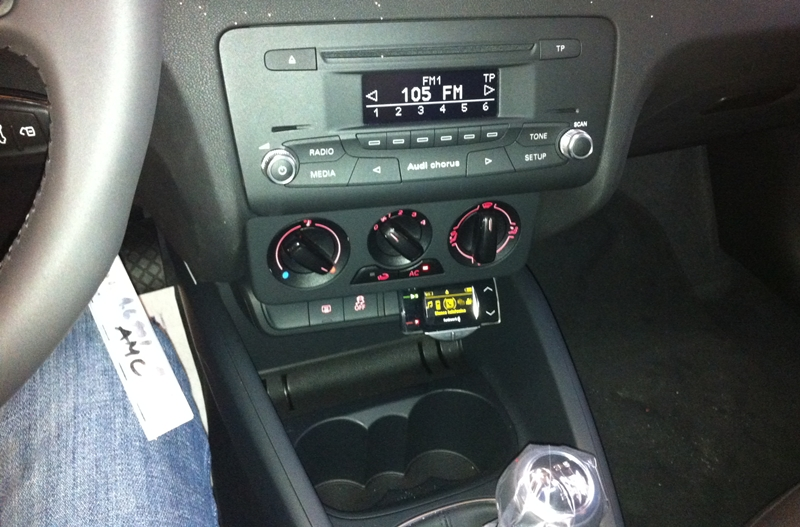 Autoradio Audi A1 : audi a1 8x galleria installazioni sael snc brescia ~ Mglfilm.com Idées de Décoration