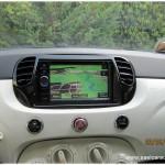Navigatore 2 din Fiat 500