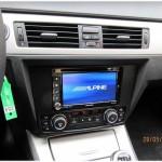 BMW serie 3 navigatore 2 din