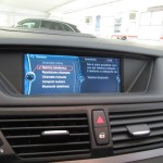 BMW X1 bluetooth integrato