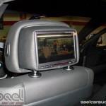 BMW-X6 monitor poggiatesta