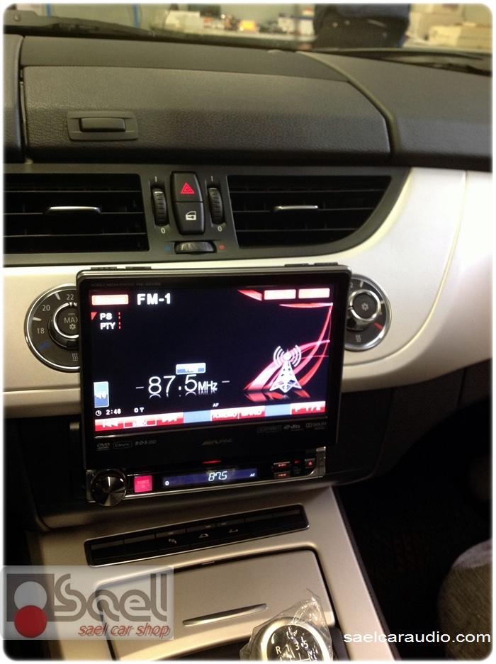 Z4 E89 Kit montaggio autoradio BMW serie X1 E84