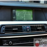 BMW 5 F10 navigatore gps