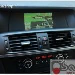 BMW X3 F25 navigatore