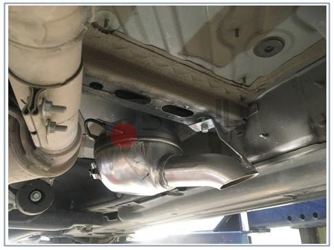 Kufatec sound booster pro Porsche Cayenne