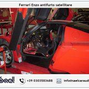 Ferrari Enzo antifurto satellitare