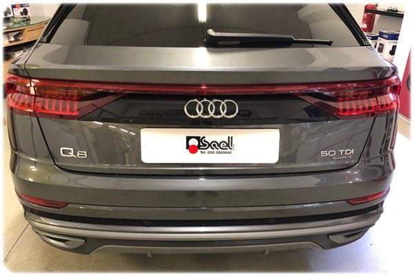 Audi Q8 antifurto