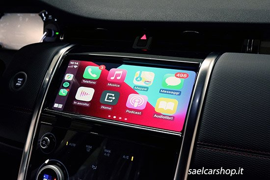 CarPlay-Android auto- land-rover-discovery-sport-l551-touch-duo-pro