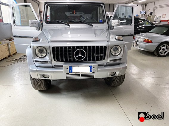 sound booster kufatec mercedes g w463