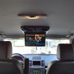Monitor Alpine su Freelander II
