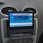 Radiomonitor Clarion su Ford S MAX