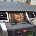 DVD player su Range Sport