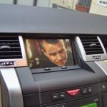 DVD player su Range Sport