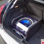 Subwoofer Bass reflex su Clio RS