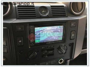 Navigatore 2 din Land Rover Defender