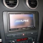 Audi A3 navigatore 2 din