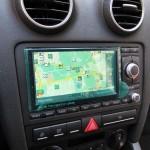 Audi A3 RNS-E