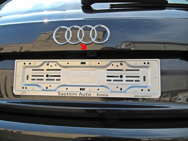 Audi A4 8K APS advanced