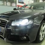 Audi A4 fari bixenon led