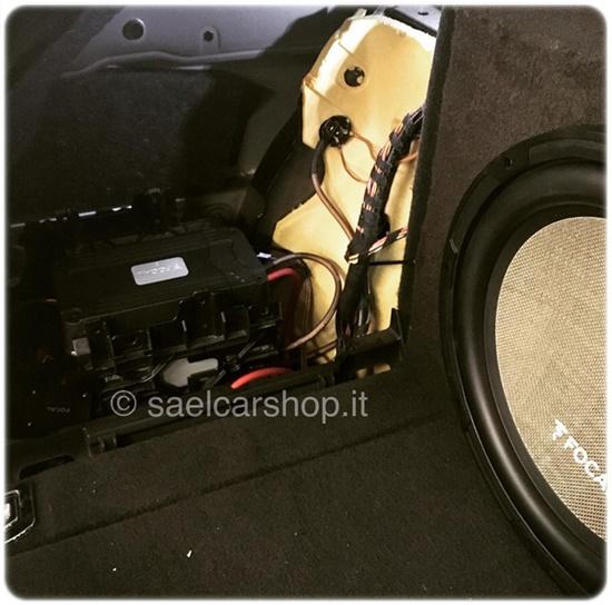 impianto audio auto brescia