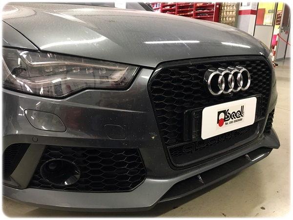 Audi RS6 ABT antifurto satellitare num2