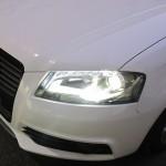 Audi A3 fari bixenon led