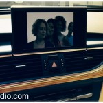 video in motion audi a6 4g