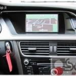 Audi A4 8K navigatore