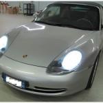 Porsche Carrera 996 fari xeno