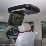 Monitor tetto Audi Q7