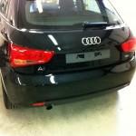 Audi A1 sensori parcheggio