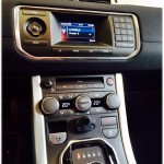 bluetooth range evoque