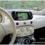Fiat 500 navigatore