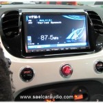 Navigatore Alpine Fiat 500