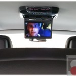 monitor tetto Alpine bmw x5