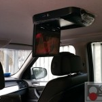 monitor tetto bmw x5