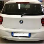 BMW 1 f20 sensori parcheggio