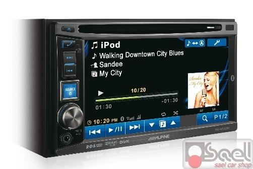 alpine ive w530bt autoradio 2 din dvd usb bluetooth sael snc brescia. Black Bedroom Furniture Sets. Home Design Ideas